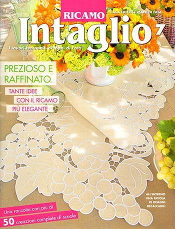 Ricamo Intaglio #7