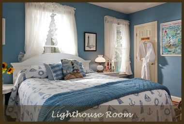 This is our Lighthouse Room