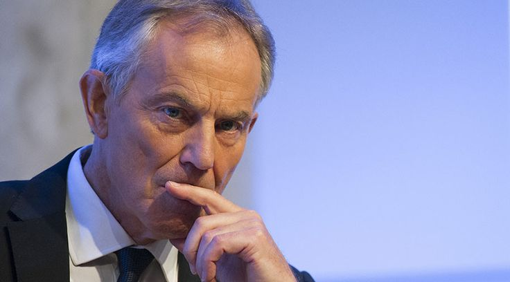 Tony Blair: Britain must join EU army, fend off 'backward-looking' Euroskeptics — RT UK