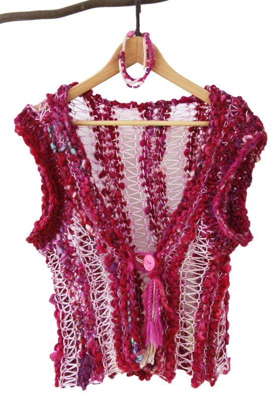 Arm Knitting Vest : Best handgebreide vesten hand knitted vests images on