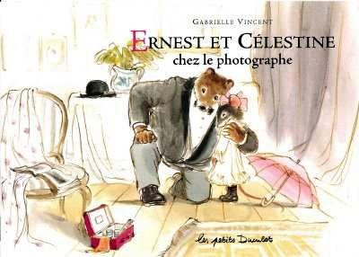 """3 extraits du dessin animé : """" Ernest et Celestine"""""""