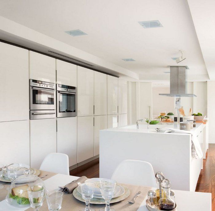 16 best Cocina sibarita images on Pinterest | Kitchens, Kitchen ...