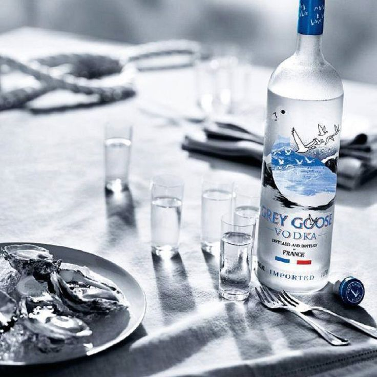 ... Grey Goose Vodka and lemonade. OVERVIEW