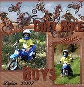 dirt bike scrapbooking layouts - Bing Images