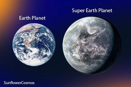 super-earth planet - photo #10