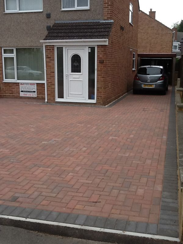 The Driveway And Patio Company - block paving