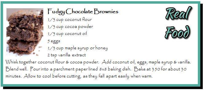 Fudgy Chocolate Brownies