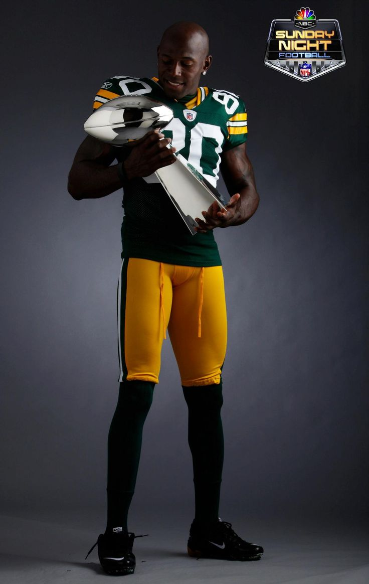 DONALD DRIVER    Green Bay Packers, NBC Sports Edward Rieker
