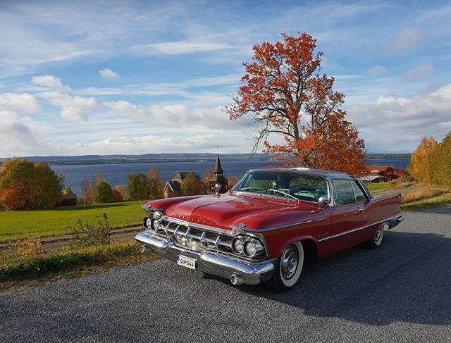 1959 Chrysler Imperial Crown Two Door Hardtop Bertramlarsjensen
