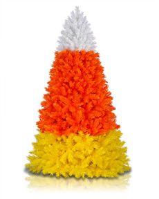 candy corn tree!