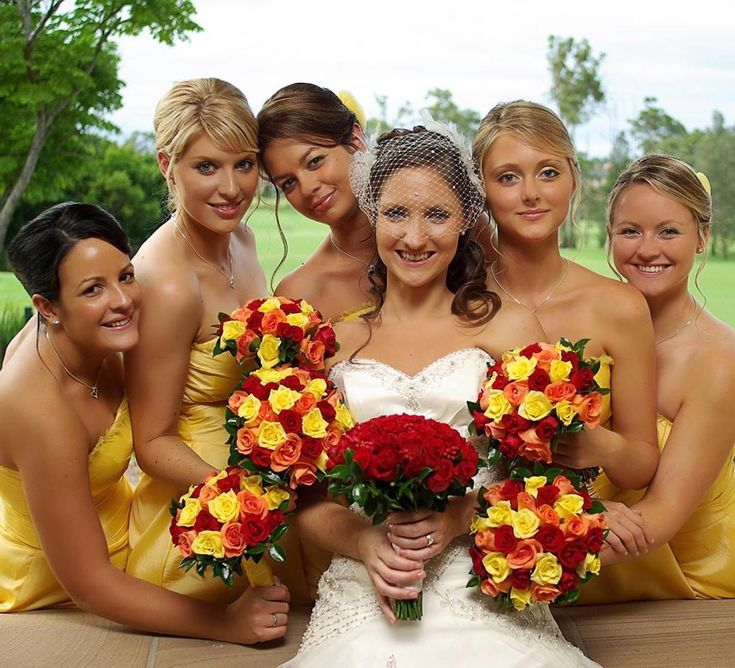 Bridal parties large or small we can cater for all #weddinghair #bridalhair #bridalhairstyles #weddingday