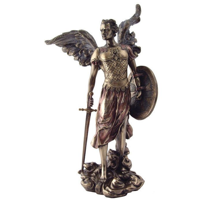 Archangel Michael strengthens our spirits in difficult times and also grants miracles when asked. Pray to him for overall protection.