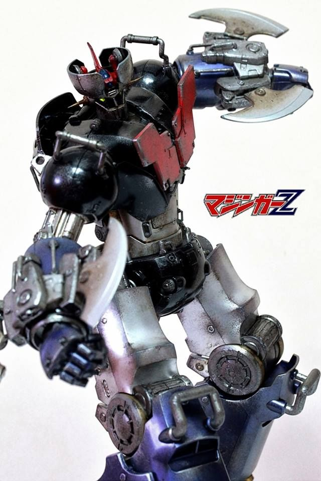 Mazinger Z shipped out and here are hands on photos by Peter Phuah. We have Aphrodite A available for pre-order at www.threezerostore.com till October 31st 9:00AM HK time, so don't miss you opportunity to add this Go Nagai classic to your collection for USD 290 / HKD 2250 (shipping included). Aphrodite A orders made at threezerostore come with severed head of Garada K7. #threezero #GoNagai #Go_Nagai #AphroditeA #MazingerZ #Mazinger #Mazinger_Z #toyphotography #toy #toys #collecting #mecha…