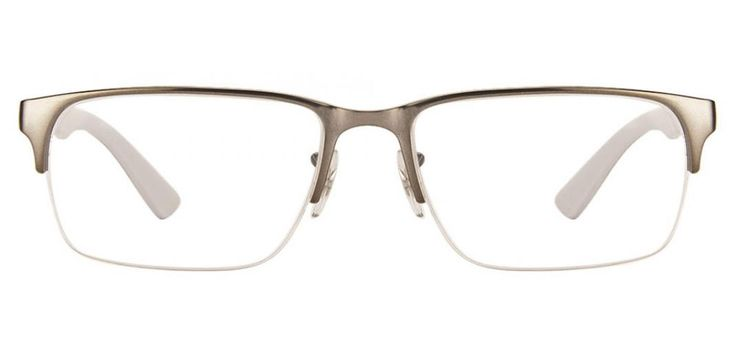 Ray-Ban RX6305 2620 Size:54 Gunmetal Grey Eyeglasses