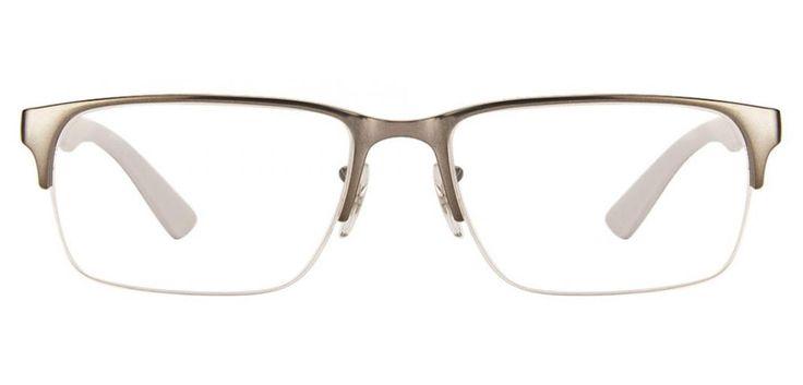 Ray-Ban RX6305 2620 Size:54 Gunmetal Grey Eyeglasses