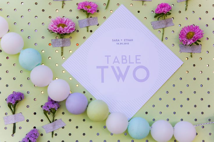 imprintables MOD table numbers for Party with Lenzo