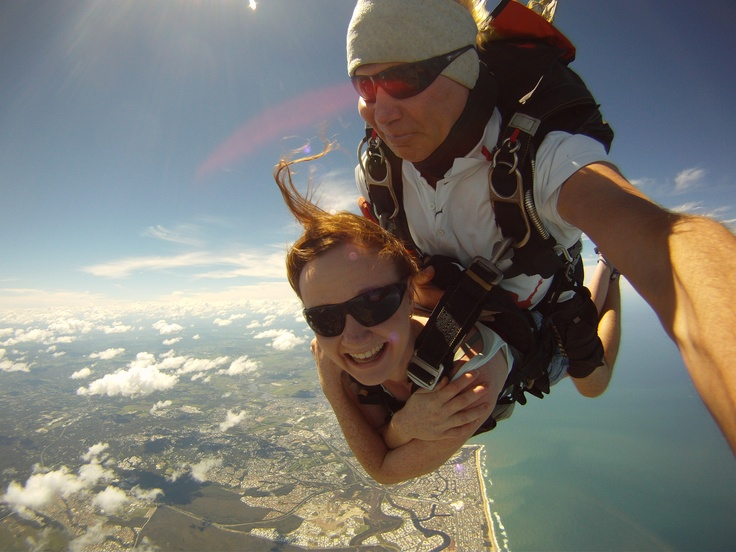 Skydive over the magnificent Sunshine Coast, Queensland!
