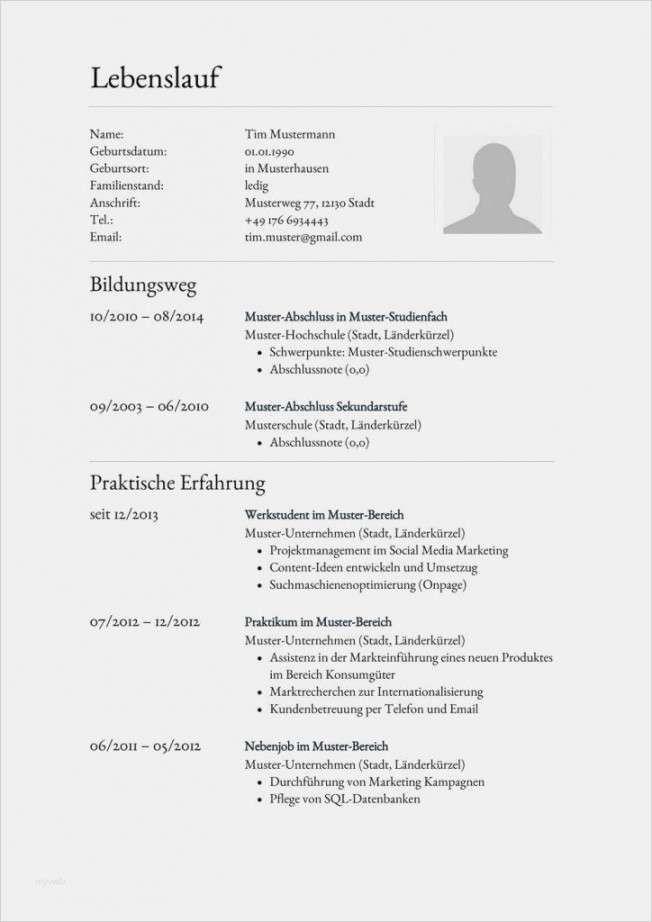 Authentisch Anonymer Lebenslauf Vorlage Lebenslauf Vorlagen Lebenslauf Lebenslauf Muster