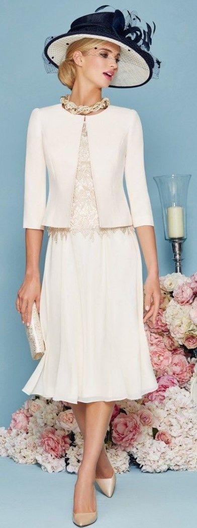 Cute Princess Jewel Tea-length Chiffon Mother of the Bride Dress. See more at http://www.cutedresses.co/product/princess-jewel-chiffon-mother-of-the-bride-dress/