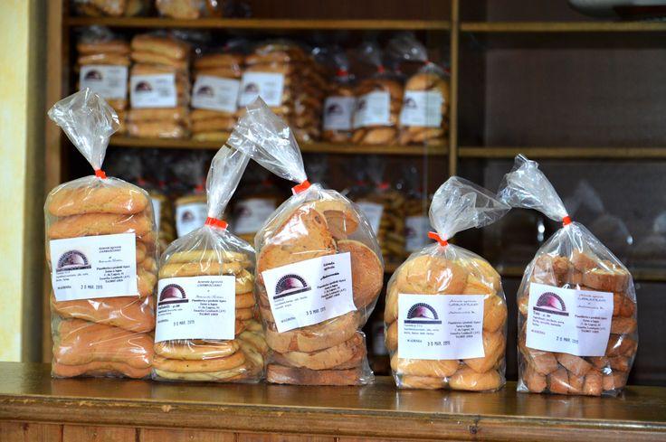 L'azienda agricola Carmasciano di Ambrosecchia Michelina è nata nel 2002, come una piccola azienda per promuovere in particolar modo il pane tradizionale con lievito madre (il criscito), cotto in forno a legna