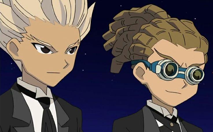 Axel y Jude