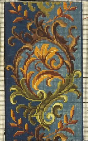 Berlin WoolWork Border Pattern (2)