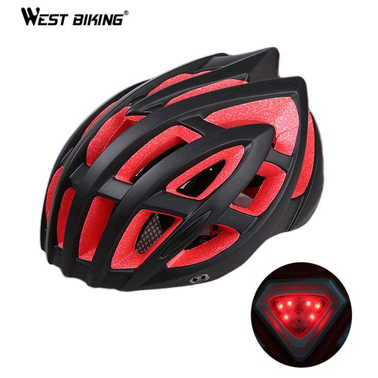 $47.96 (Buy here: https://alitems.com/g/1e8d114494ebda23ff8b16525dc3e8/?i=5&ulp=https%3A%2F%2Fwww.aliexpress.com%2Fitem%2FBicycle-Helmet-With-Rear-Light-Safety-Bike-Helmet-Casco-Ciclismo-Capacete-Sports-Road-MTB-Bicycle-Lamp%2F32689831220.html ) Bicycle Helmet With Rear Light Safety Bike Helmet Casco Ciclismo Capacete Sports Road MTB Bicycle Lamp Light Helmet Cycling for just $47.96