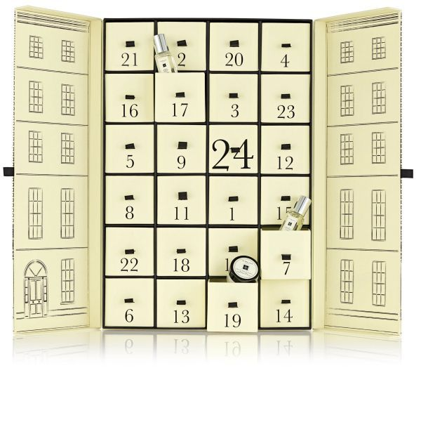 Jo Malone Advent Calendar, has anyone got it? Its worth more than my rent I think!