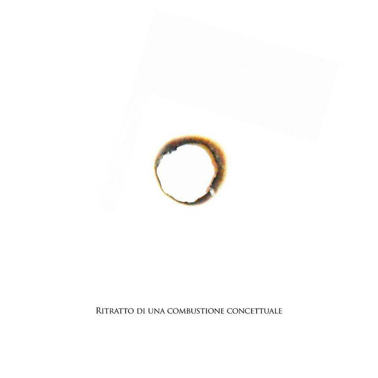 """""""Ritratto di una combustione concettuale - Portrait of a conceptual combustion"""" www.gigarte.com/lucianocaggianello"""