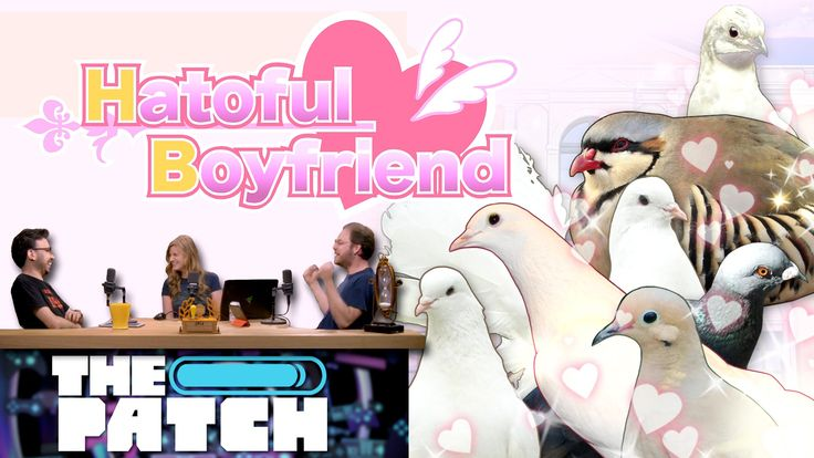 Hatoful Boyfriend: Pigeon Dating Sim AND Murder Mystery! - The Patch Game Club