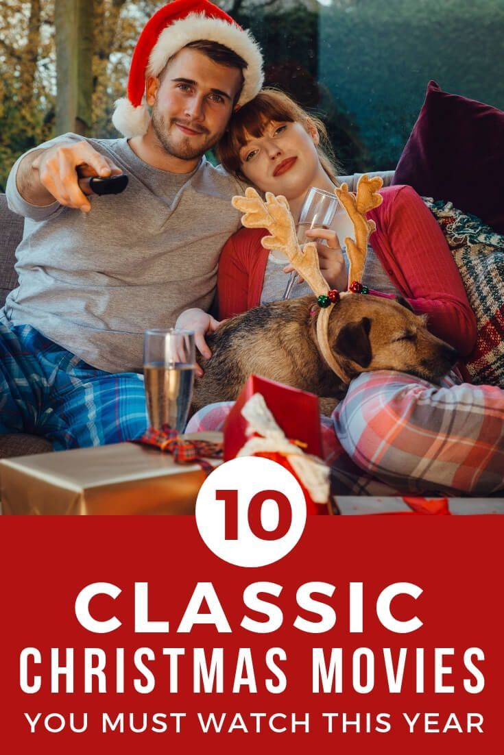 10 Classic Christmas Movies To Watch This Year Classic Christmas Movies Christmas Movies Classic Christmas