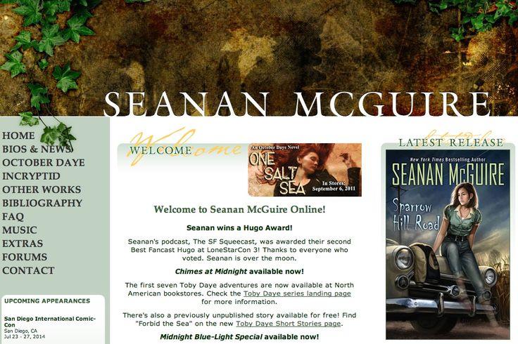 October Daye Series #1-10: Books by Seanan McGuire (Mass Market Paperbacks)