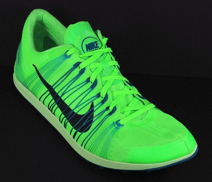 Nike Air Zoom Victory Xc  Running Shoe Black Orange