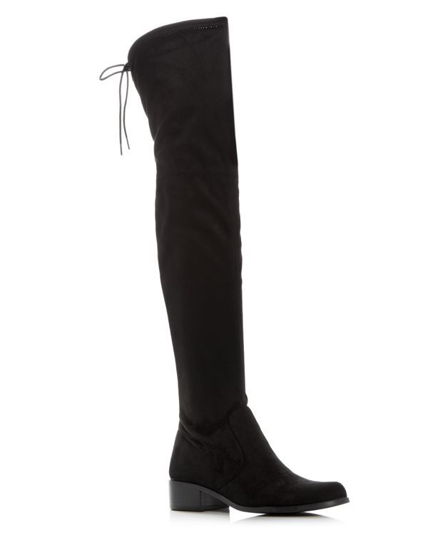 Charles by Charles David Gunter Faux Suede Over-the-Knee Boots - Compare at $159
