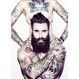hot tattooed man - Pesquisa Google