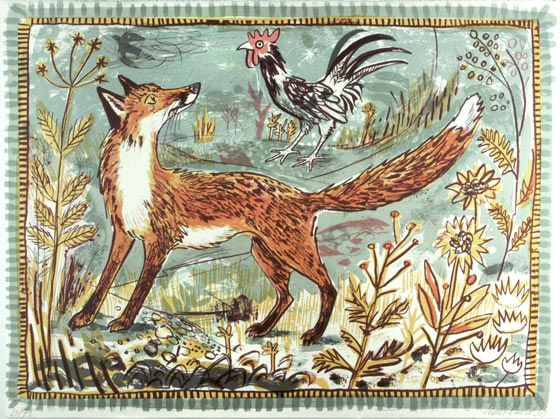 Animalarium: Birds & Beasts  Mark Hearld is a York-based artist and designer known for his prints and collages   inspired by his love for the beauty of the British countryside and its wildlife.