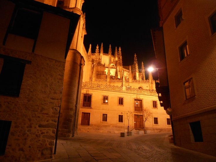 La Catedral desde la Judería