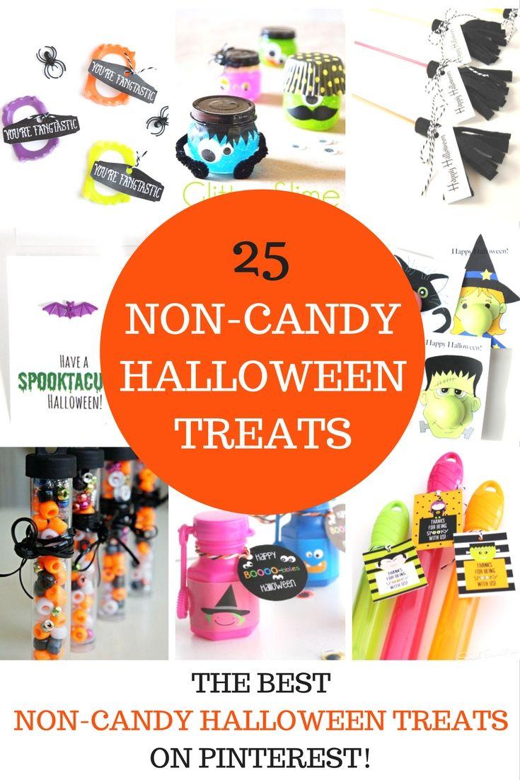 Festett mandarin hamozasa 73 - 25 Non Candy Halloween Treat Ideas