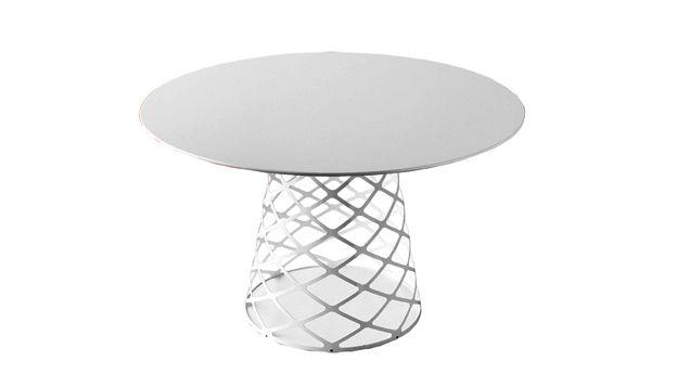 stoły okrągłe, owalne | aoyama circular | mesmetric concept store