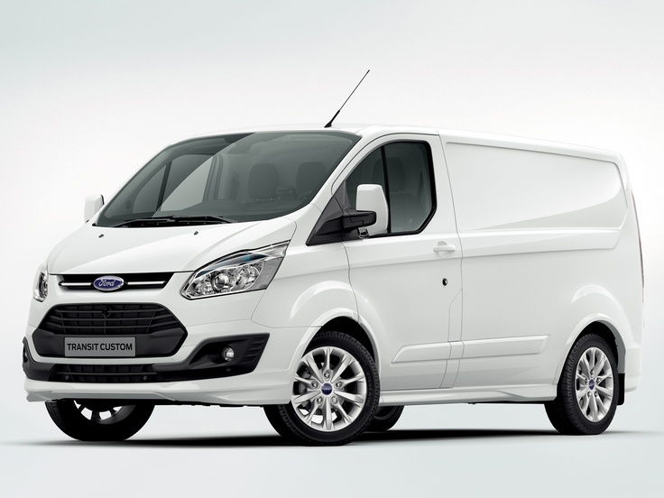 2014 Ford Transit. SO much better than the current one... looks like some tuners will have fun with it too (body kits, etc...)