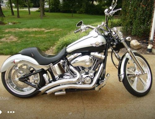 2003 Harley-Davidson FXSTD FXSTDI Softail Deuce -  Saint Peters, MO #8740711640 Oncedriven