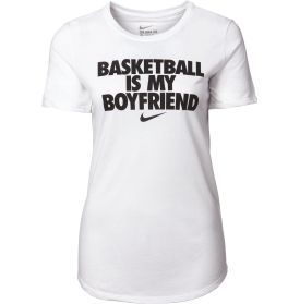 Nike Women's Basketball Is My Boyfriend Graphic T-Shirt - Dick's Sporting Goods