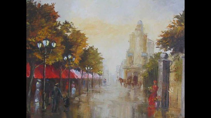 Oginski - Polonaise and Ryszard Tyszkiewicz - paintings