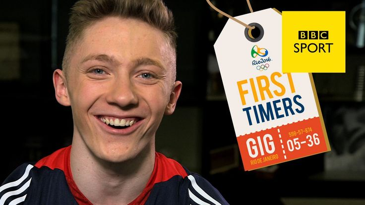 Nile Wilson - Great Britain - 2016 gymnast