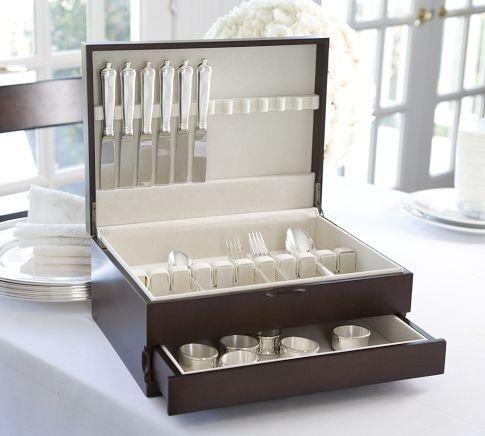 Flatware Storage Box traditional flatware