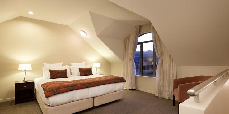 Stables, Master bedroom
