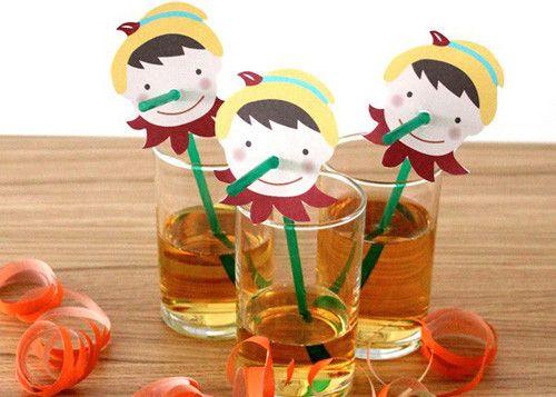 Freebie Fridays * Pinocchio Party Printable