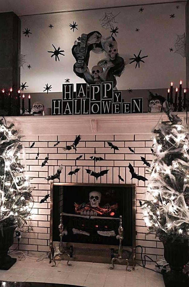 photo credit tonya webb grandin road spooky dcor challenge 2016 - Grandin Road Halloween