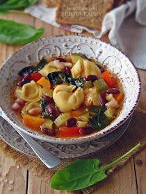 A minestrone az olaszok kedvenc nyári levese, de ki ne vágyna olykor egy jó forró levesre ebben a hideg időben i...