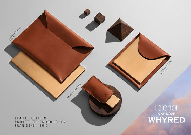 Telenor Whyred Care/of concept & campaign – Made To Order